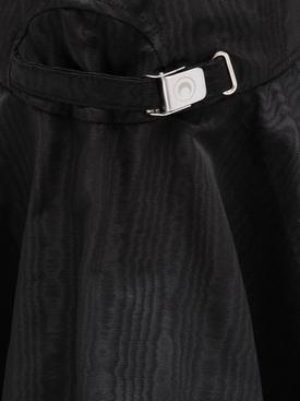 PROTECTIVE SCARF BRANDED CAP black
