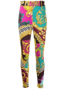 Versace - Voyage Baroque Leggings - Women