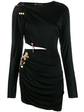 Versace - Pinned Cut-out Dress - Women