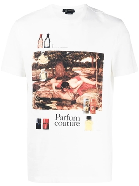 Parfum Couture graphic t-shirt
