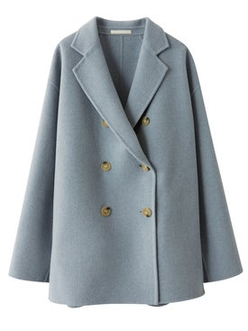 Acne Studios - Odine Double Breasted Coat - Women