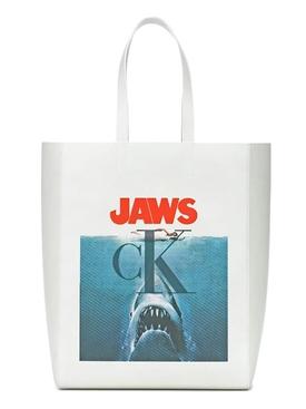 Jaws tote bag