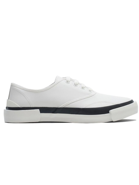 cotton twill sneaker