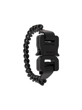 Alyx - Chainlink Buckle Bracelet Black - Men