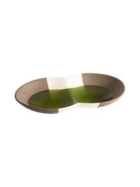 Solstice Serving plate