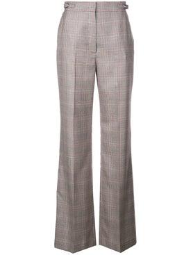 Gabriela Hearst - Glen Check Trousers - Pants