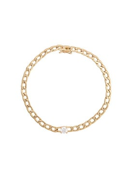 Anita Ko - 18kt Yellow Gold Chain Bracelet - Women
