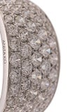 Anita Ko - 18kt White Gold Galaxy Diamond Ear Cuff - Women