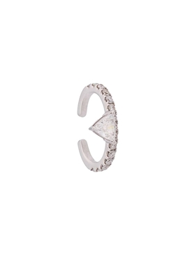 Anita Ko - 18kt White Gold Diamond Ear Cuff - Women