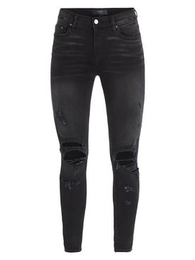Amiri - Thrasher Skinny Jeans Black - Women