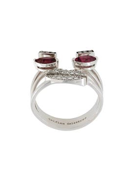 Delfina Delettrez - Portrait Ring - Women