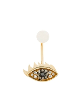 Delfina Delettrez - Eyes On Me Diamond Earring - Women