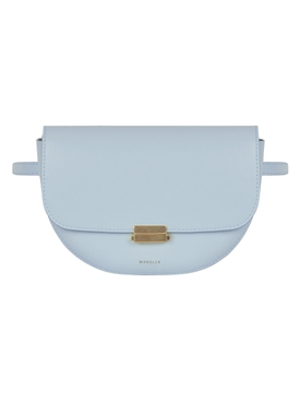 Wandler - Anna Belt Bag Big Milky Blue - Women