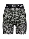 Versace - Lace Bike Shorts - Women
