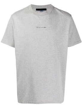 Alyx - Logo Ex Nihlo T-shirt Grey - Men