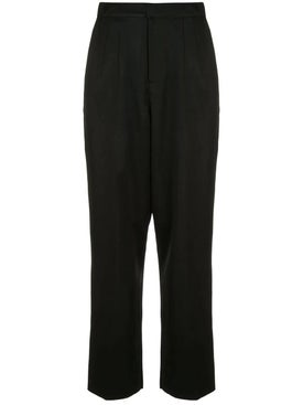 Marques'almeida - Over-sized Tailored Pants Black - Women
