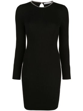 Alexanderwang - Fitted Ribbed Dress - Women
