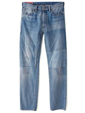 Acne Studios - Acne Studios Indigo 1996 Patch Jeans - Men
