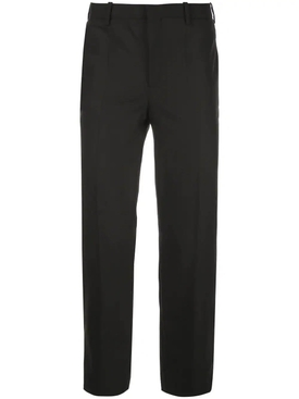 Side Stripe Trousers BLACK