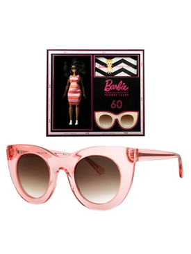 Thierry Lasry x Barbie pink cat eye sunglasses