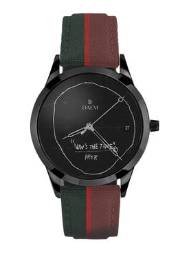 Daem - X Jean-michel Basquiat Now's The Time Watch - Men