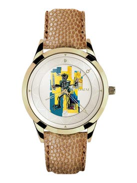 Daem - X Jean-michel Basquiat Warrior Watch - Men