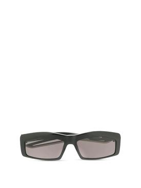 Blow Rectangular Sunglasses Black
