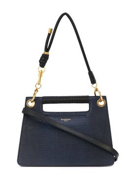Givenchy - Whip Shoulder Bag Navy Blue - Women