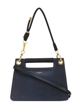 b05c7c87b3 Givenchy - Whip Shoulder Bag Navy Blue - Shoulder Bags ...