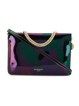 Givenchy - Oil Slick Crossbody Bag - Women