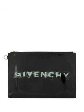 Givenchy - Logo Clutch - Women