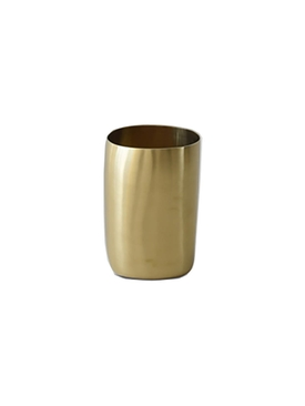 Brass cup GOLD