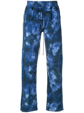 Just Don - Corduroy Track Pants - Men