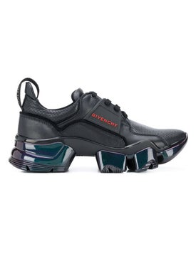 Givenchy - Iridescent Jaw Low Top Sneakers Black - Men