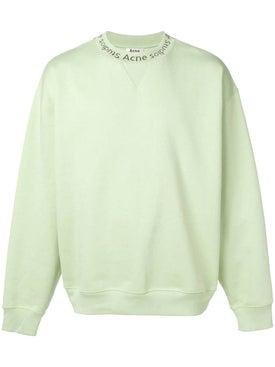 Acne Studios - Flogho Sweater Green - Men