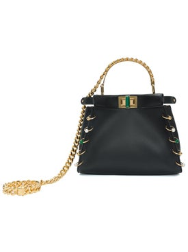 Fendi - Fendi X The Webster Mini Peekaboo Bag - Women