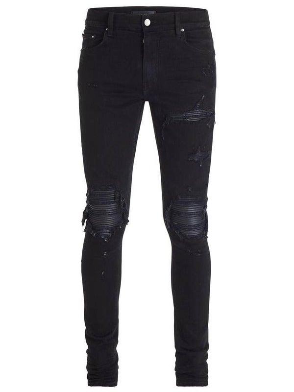 4941a8db371 Amiri - Mx1 Denim Cargo Pants Black - Men