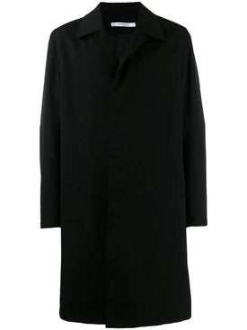 Givenchy - Back Logo Overcoat - Long