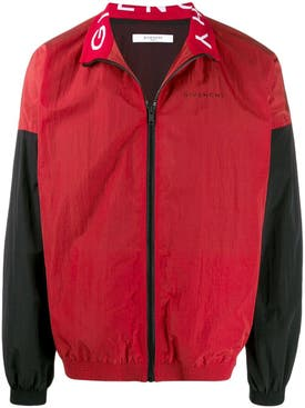 Givenchy - Red Windbreaker - Men