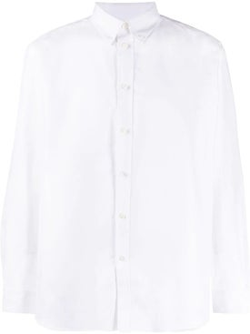Givenchy - Oxford Logo Print Shirt - Men