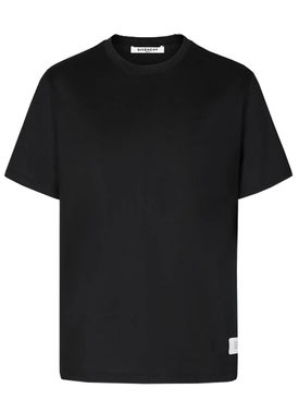 Givenchy - Atelier Patch T-shirt Black - Men