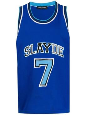 Slayde Jersey t-shirt SAPPHIRE