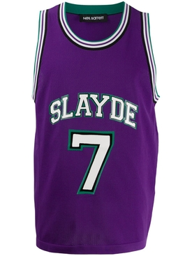 Slayde Jersey t-shirt PURPLE