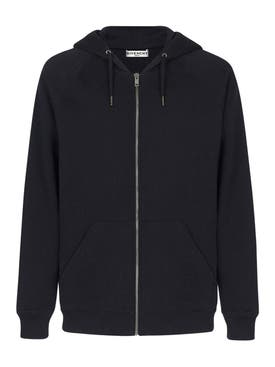 Givenchy - Double Logo Zip Up Hoodie - Men