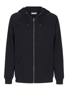 Givenchy - Double Logo Zip Up Hoodie - Hoodies