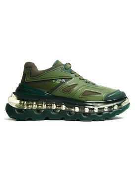 BUMP'AIR GREEN GIANT SNEAKERS