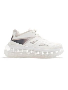 Shoes 53045 - Bump'air White Sneakers - Men