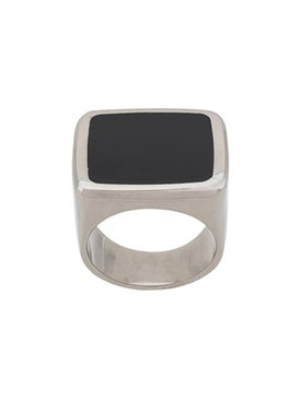 Givenchy - Square Signet Ring - Women