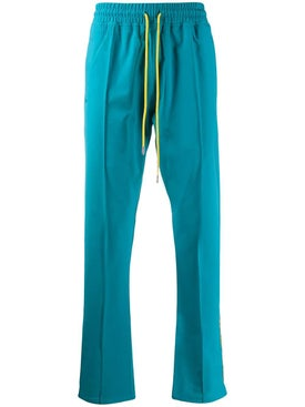 Just Don - Teal Islanders Track Pant - Men