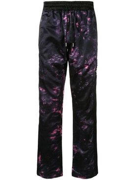 Just Don - Tie-dye Print Track Trousers - Men